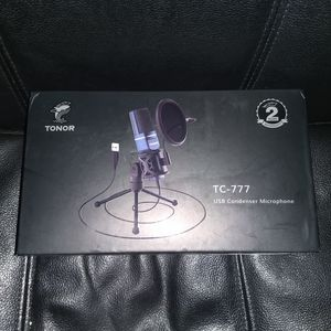 MICROPHONE - USB Condenser Mic - Tonor Streaming